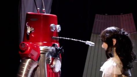 Первая в истории свадьба роботов состоялся в Японии