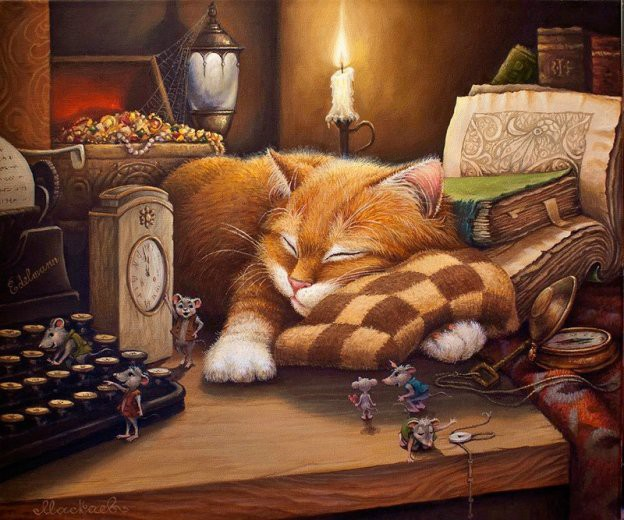 Дневник Кота