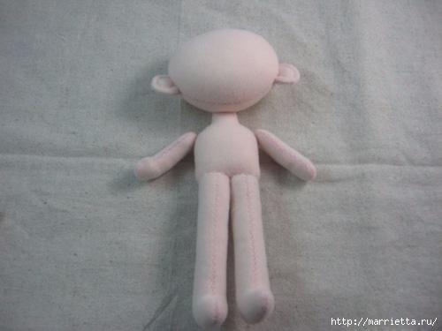 Как сшить куклу. Выкройка и фото мастер-класс (22) (500x375, 96Kb)