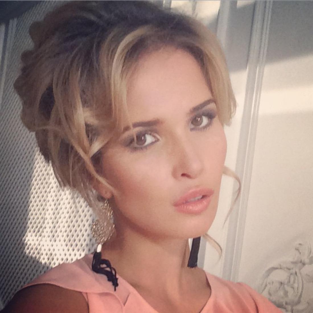 Лукерья Ильяшенко: она умеет играть всеми частями тела!