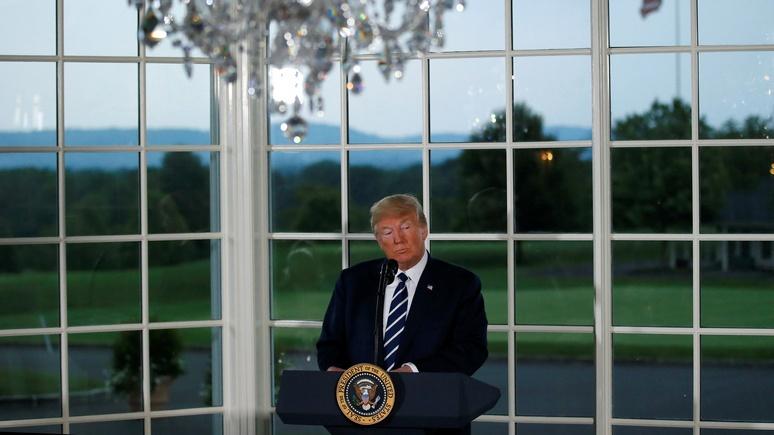 """""""Трамп, ну как так?!"""" - Президент США сводит на нет все санкционные старания правительства"""