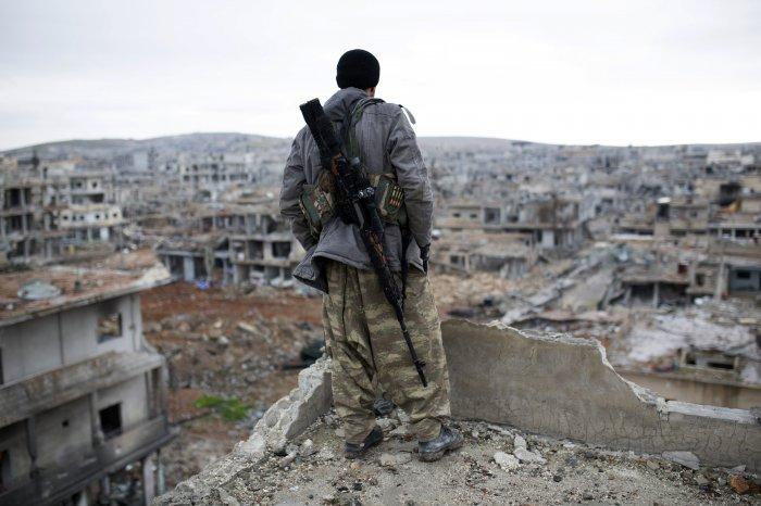 ЦРУ эвакуировало лидера ИГ в Турцию