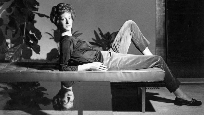 Скончалась итальянский модельер и фотограф Марелла Аньелла