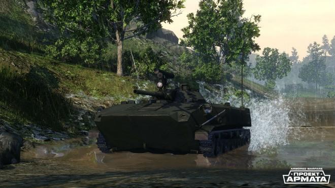 В «Armored Warfare: Проект Армата» добавят 12 новых PvE-заданий