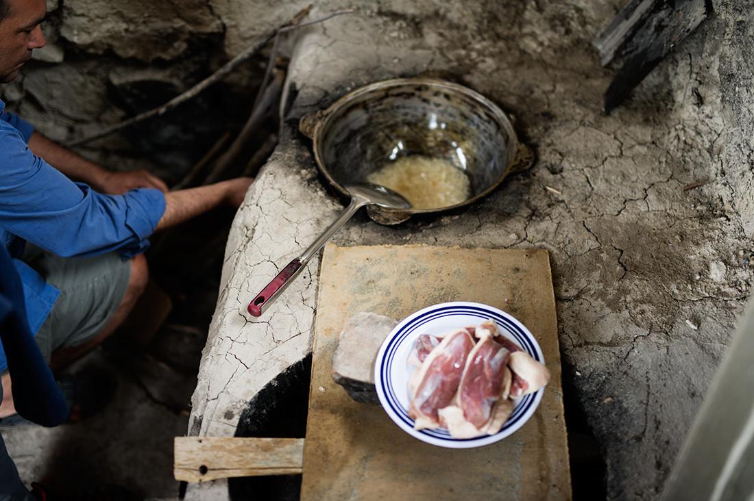 Таджикский плов. Пошаговая инструкция с иллюстрациями кулинария, плов