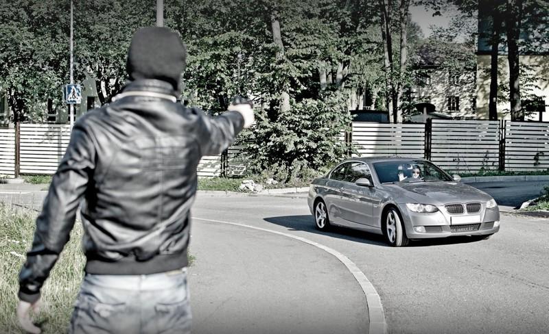 Рэкет и разбой на дорогах в разных странах мира