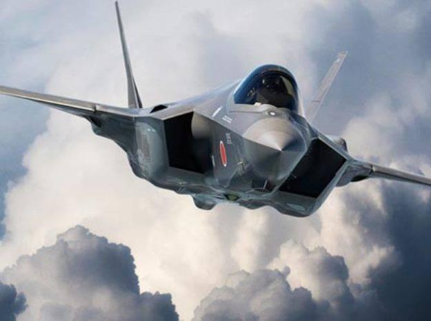 Япония намерена увеличить закупки истребителей F-35A