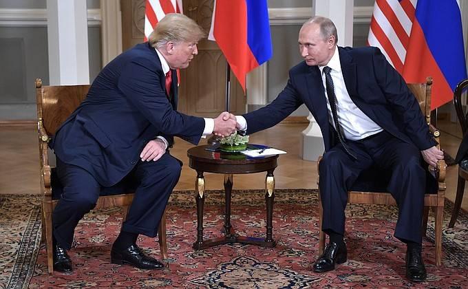 «Легкая победа Путина»: реакция американских СМИ на саммит РФ и США