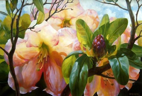 художник Elizabeth  Horning-13