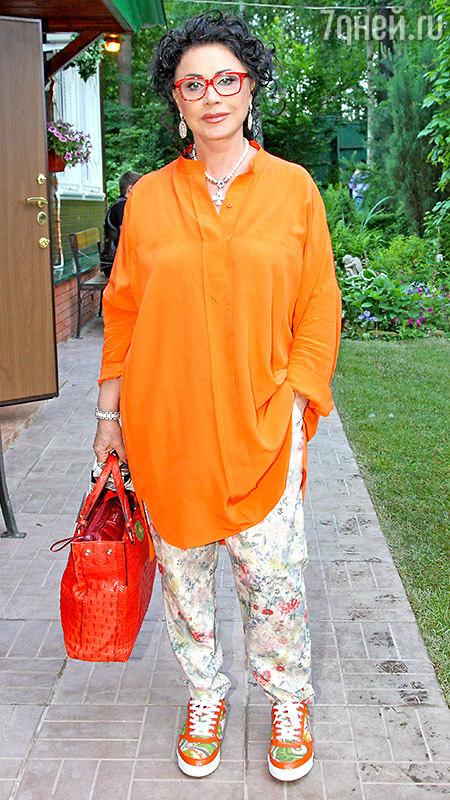 Надежда Бабкина Одежда Для Полных Купить