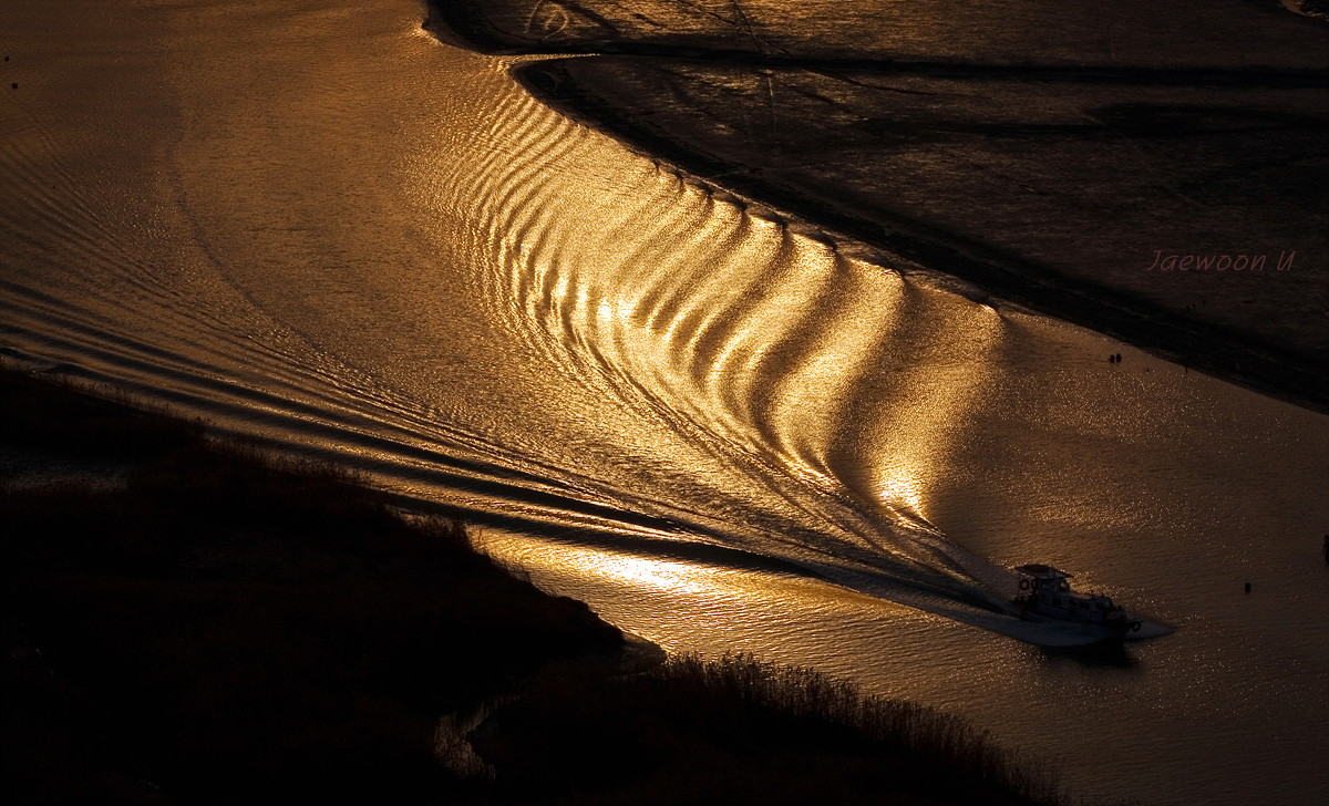 Фотография Golden wave автор Jaewoon U на 500px