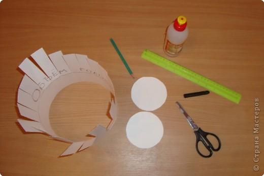 Мастер-класс Моделирование: Шляпы Бумага. Фото 7