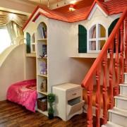 Замок в детской