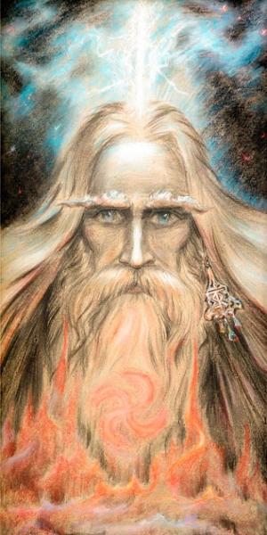 Фотография Сварог, Соварог - бог-кузнец - Мифология (Mythology) - 878204 - Фан Партия