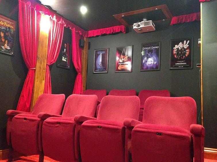 Кинотеатры со своими руками