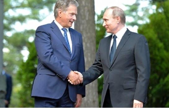 «Российская угроза - это миф»: Президент Финляндии объяснил свою дружбу с Москвой