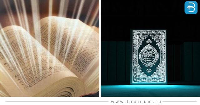 Программист сравнил количество насилия в Библии и в Коране
