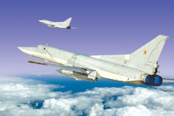 Россия готовится применить в Сирии стратегические ракетоносцы
