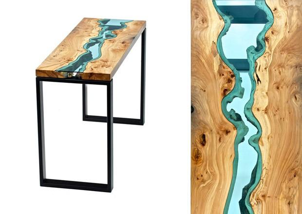 красивые деревянные столы Greg Klassen фото 3 (620x440, 168Kb)