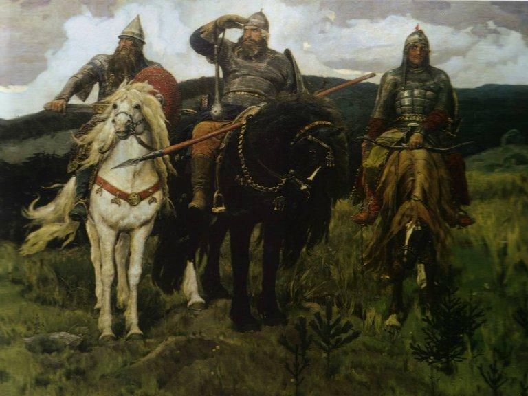 На Украине запретили Илью Муромца и сказки про русских богатырей