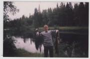 Трофеи рыбака