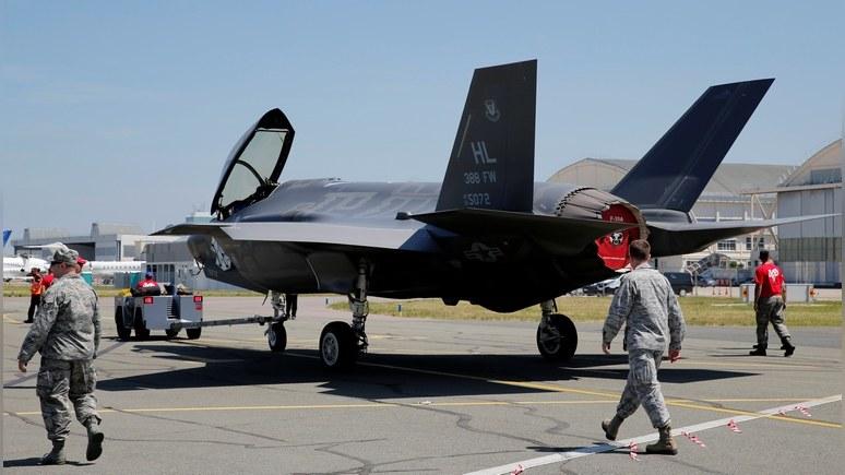 Telegraph: США и Британия опасаются, что из-за Турции секреты F-35 попадут к русским