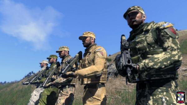 Почему украинские морпехи стреляют всвоих?