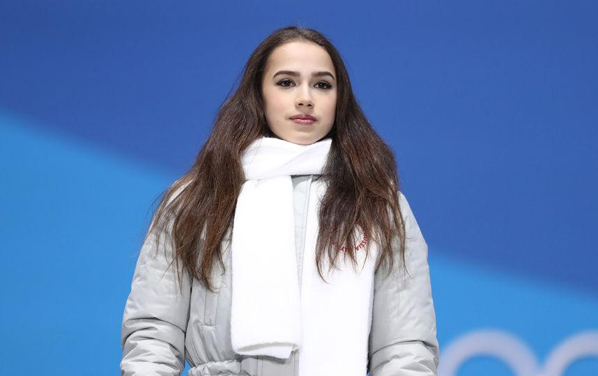 Загитова прокомментировала поражение в финале Гран-при