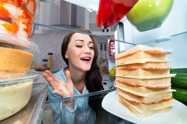 Ограничивать себя в еде нужно с умом!