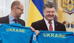 Яценюк уйдет вместе с Украиной?
