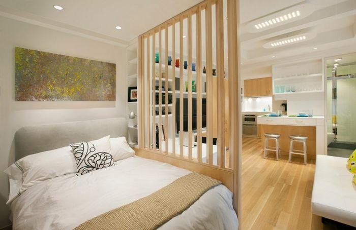 Оригинальные решения для маленькой квартиры
