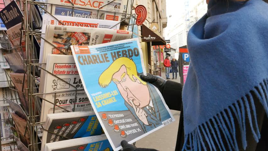 Франция превращается в один большой «Шарли Эбдо»?