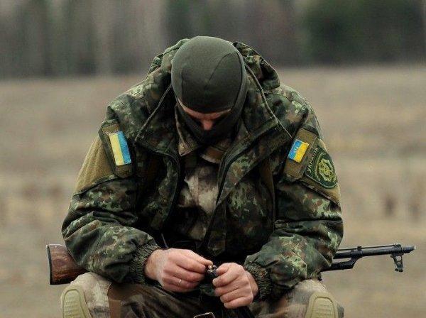 Воспоминания солдата ВСУ о с…
