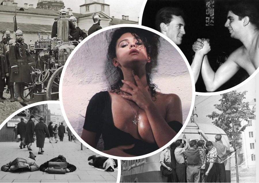 Осколки истории — 46 редких ретро фотографий