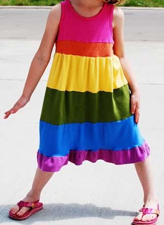 Чем украсить горловину платья