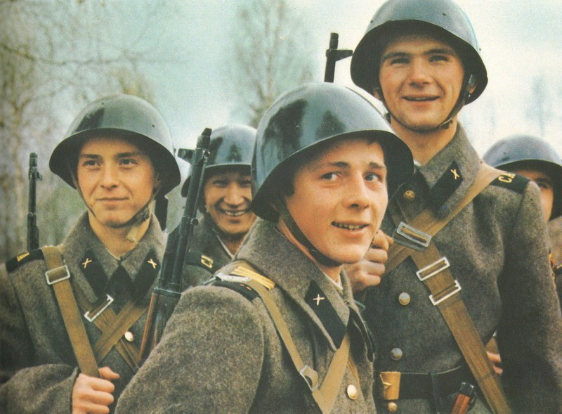 8. Армия. 70-е, история, ссср