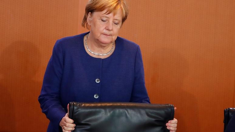 Для Меркель выборы в Баварии стали катастрофой