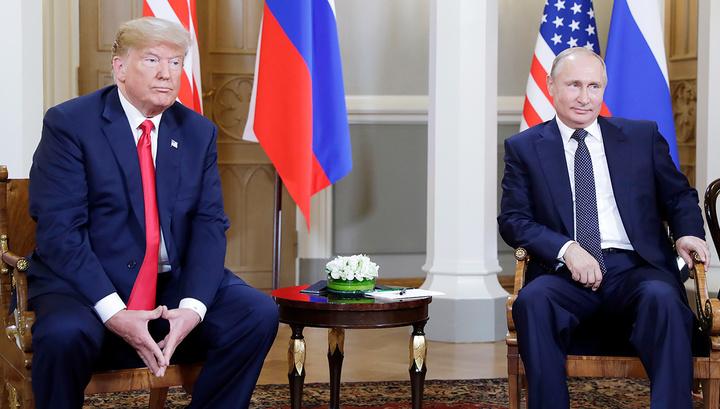 Почему Путин опоздал на встречу с Трампом