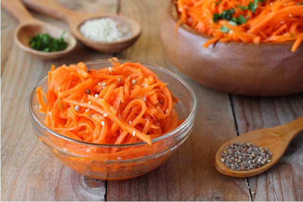 Морковь по-корейски Original