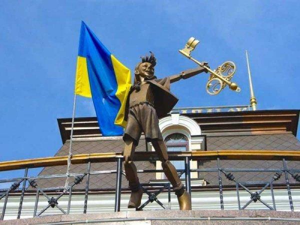 Украинский дневник. Слава буратине!