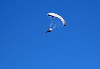 В Татарстане парашютисты-профессионалы столкнулись в воздухе и погибли