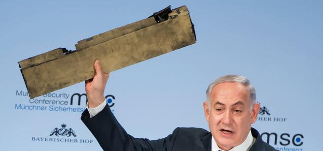 Нетаньяху в Мюнхене повторил…