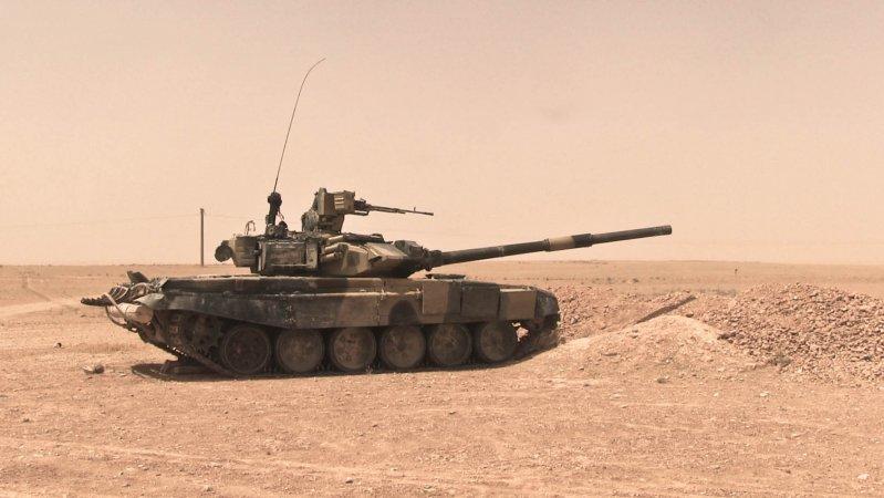 Ирак перевооружил 35-ю броне…
