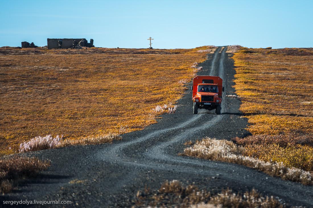 Чукотские дороги