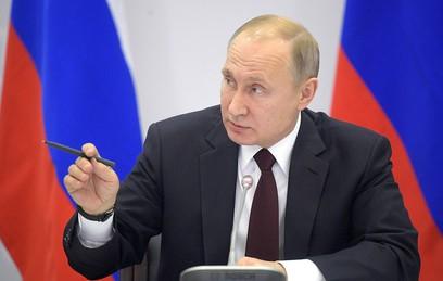 Путин пообещал поддержку малым городам и историческим поселениям