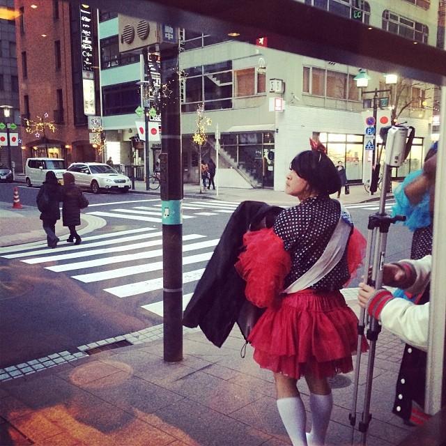 Местная суперзвезда в мире, люди, прикол, япония