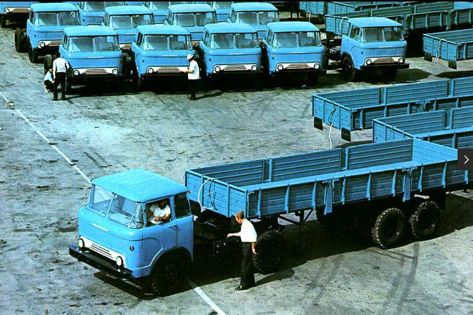Стальные колеса СССР