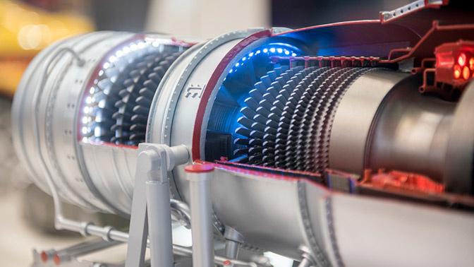 ОДК поставила газовые турбины для электростанции в Крыму