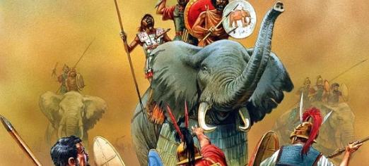 Когда один маневр слонами повлиял на исход сражения