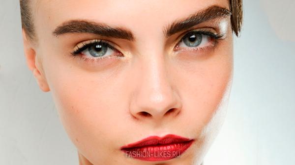 Микрошейдинг — новый тренд в уходе за бровями, от которых в восторге модницы